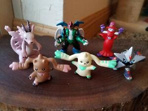 Digimon Season 3 Collectible Mini Figures Set 28