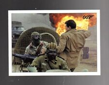 James Bond Archives Final Edition Die another Day #7 GOLD card 149/250