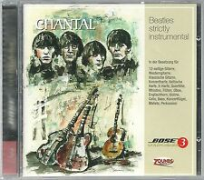 Chantal Beatles Strictly Instrumental 24 Kt.  Bose Zounds Gold CD Bose Gold C. 3