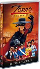 Zorro les chroniques volume 1 Retour à l'Hacienda DVD NEUF SOUS BLISTER
