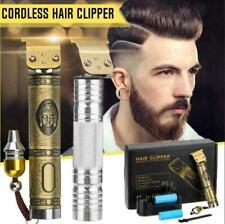 Mens Electric Pro Li Liner Grooming Cordless Cutting T-Blade Trimmer Set 2020