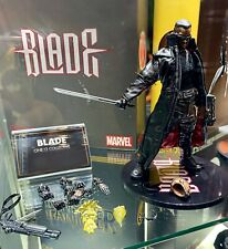 Marvel Blade NYCC 2019 Rare LIMITED EXCLUSIVE Statue Figure Mezco