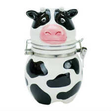 Boston Warehouse Hinged Jar Udderly Cows