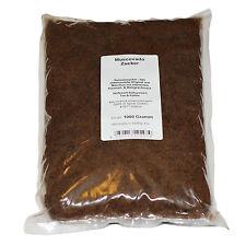 Spirit of Spice / Muscovado Zucker - Nachfüllkarton 1kg
