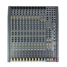 Vintage Studiomaster Trilogy 166 From 1990s 12 Channel Mixing Desk And PSU