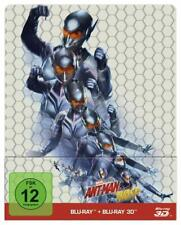 ANT-MAN AND THE WASP - Blu ray - Limited Steelbook Edition - 2D - ohne 3D BR
