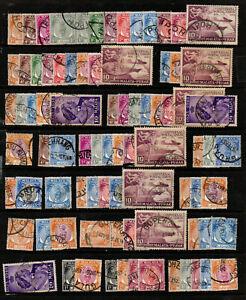 MALAYA PERAK carefully chosen selection of Perak postmarks A to Ipoh East