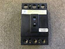 WESTINGHOUSE CIRCUIT BREAKER 150 AMP 240V 3 POLE CAH3150W