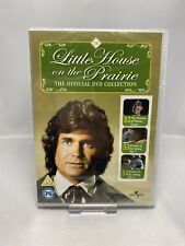 Little House On The Prairie The Official DVD Collection Episode 52 -54 New