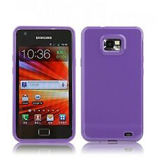 COVER CASE GEL SILICONE TPU FOR SMARTPHONE SAMSUNG GALAXY S2 I9100 SMG-02