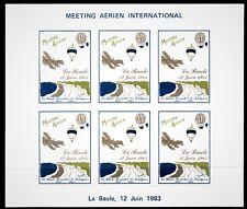 BLOC MEETING AERIEN INTERNATIONAL LA BAULE 1983