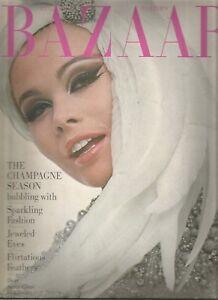 Harper's Bazaar December 1964 Mainbicher - Hugh O'Brian - Andre Breton