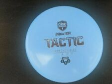 Discmania Evolution Hard Exo Tactic - 176g - Brand New and Unthrown - Blue