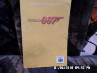 Goldeneye 007 (Nintendo 64) Instruction Manual Booklet Only... NO GAME