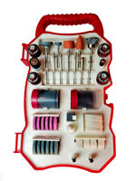 ROTARY MULTI TOOL SET DREMEL COMPATIBLE ACCESSORIES MINI DRILL HOBBY