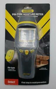 General Tools Pin-Type Moisture Meter