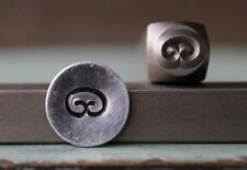 SUPPLY GUY 6mm Vibe Petroglyph Metal Punch Design Stamp SGCH-124