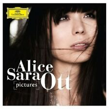 ALICE SARA OTT - PICTURES-LIVE FROM ST.PETERSBURG  CD FRANZ SCHUBERT/+ NEU