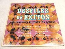 """Cantado Por Los Amigos """"Desfiles De Exitos"""" 1960's Latin LP,Nice NM- & Unplayed!"""