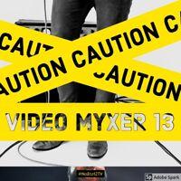 Video Myxer 13 #NO8TO12TV DVD (Brand New) ..Over 50 Hip Hop R&B Videos ..2 Discs