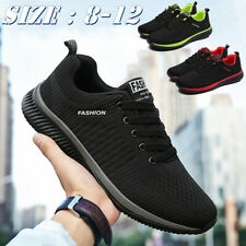 Men's Casual Sneakers Athletic Sports Comfortable Running Tennis Shoes Size 8-14