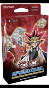 YuGiOh! Speed Duel Starter Deck: Match of the Millennium :: Boxless