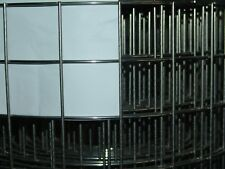 Volierendraht aus Edelstahl V2A 1x1m / 50,8 x 50,8mm / 3,0mm  Drahtstärke