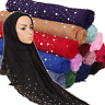 Square Scarf Hijab Women Ladies Muslim Scarves Wrap Shawl Stole Head Cover Wrap