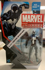 Marvel Universe Series 5 Spider-Man Black Costume Hasbro 3.75 Inch Figure #007