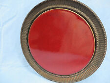 Partylite Moroccan Spice Candle Tray Plate Platter P8574