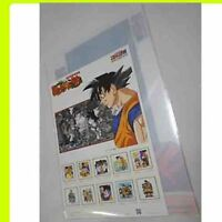 Dragonball Stamp Frame Set weekly Jump Anniversary Vol.2 50th Gokou Dragon ball