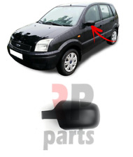 FOR FORD FIESTA 02-05, FUSION 02-05 WING MIRROR COVER CAP FOR PAINTING LEFT