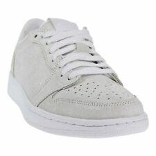 Nike Air Jordan 1 Retro Low NS AH7232 100 Women's SZ 8 White Metalic gold $110+