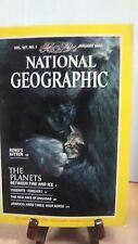 National Geographic Magazine Nat Geo January 1985(NG29)