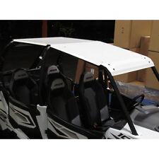WHITE Aluminum Roof fits Polaris RZR 1000 4 Door Also fits 2015+ RZR-4 900/Turbo