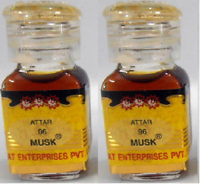 Lot of 10 Majmua musk,  2.5ml Attar Perfume Oil  by Nemat enterprises india