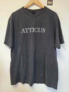 Atticus Brand T Shirt Mens Size L Mark Hoppus Blink 182