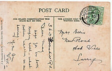 Genealogy Postcard - Family History - Ellis - Ash Vale - Surrey 2049