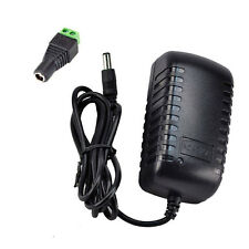 DC 12V 2A Switching Adapter Charger Power Supply For LED Light Strip Nice