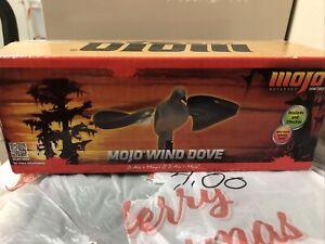 Mojo Wind Dove Decoy HW7201- Mojo Outdoors New Open Box Read Description!