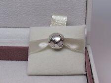 New w/BOX Pandora Love Me Mother of Pearl Hearts Charm 790398MPW Valentine Heart