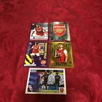 PANINI 2021 PREMIER LEAGUE STICKERS - ARSENAL SPECIAL STICKERS