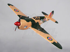P40 Funfighter - EPO 700mm (PNF) - RC Plane - New in Box