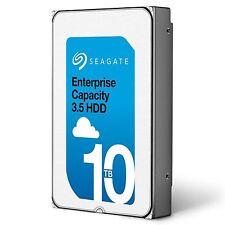 """Seagate Enterprise Capacity 3.5"""" HDD 10 TB Helium 7200RPM SATA ST10000NM0016"""