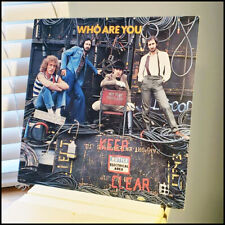 $1 No Reserve Auction The Who: Who Are You Vinyl LP MCA 1978