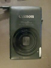 Canon PowerShot ELPH 300 HS / IXUS 220 HS 12.1MP Digital Camera - Black