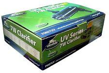 7W UV clarifier 2 Year Aust Warranty.