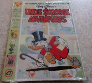 Carl Barks Library Uncle Scrooge Adventures 47 NM- (9.2) Billion Dollar Safari!
