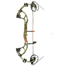 "New PSE Inertia Right Hand 24.5 - 30"" Country Camo 70 lbs. Compound Bow"
