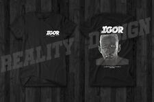 Golf Wang Tyler, the Creator Igor Logo Merch T Shirt Save The Bees Flower Boy